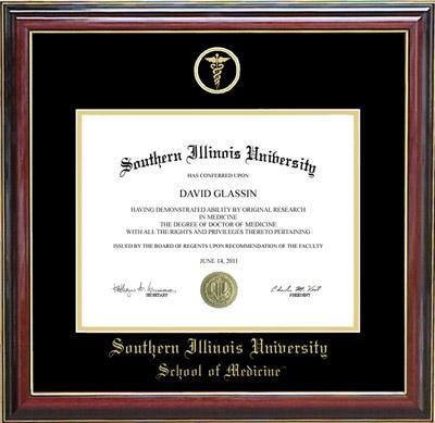 Southern Illinois University School of Medicine Frame
